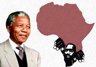 Nelson Mandela dedicou uma vida inteira contra a segregação racial que dominava a África do Sul