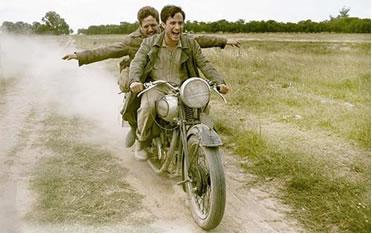 Resultado de imagem para diários de motocicleta