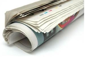 Resultado de imagem para jornal e papel
