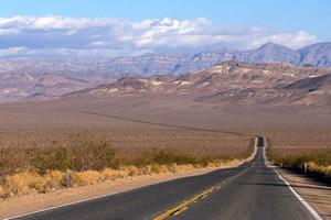 Deserto Vale da Morte Vale-morte