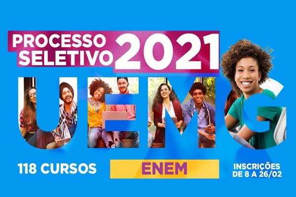 Crédito da Imagem: UEMG/Divulgação