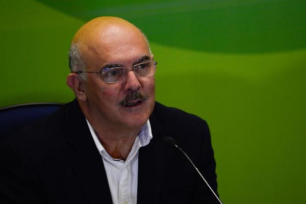 Milton Ribeiro, ministro da Educação / Crédito da foto: Marcello Casal Jr. Agência Brasil