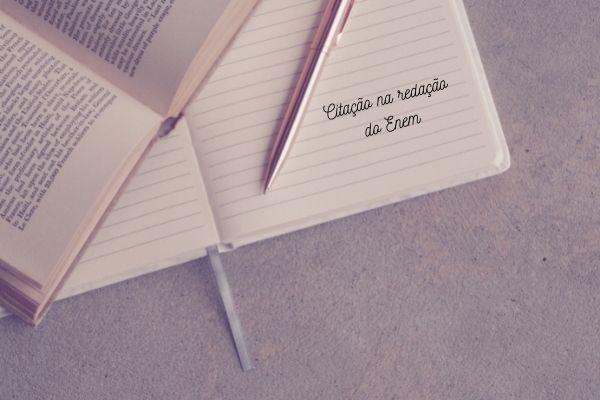 Livros, séries, músicas e filmes são inspirações para citações