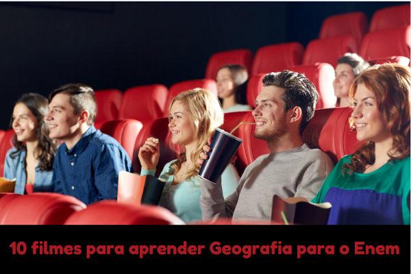 Ao assistir filmes com amigos, você também pode estudar para o Enem