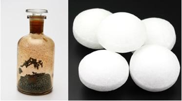 Iodo e naftalina sublimam porque apresentam força de dipolo induzido entre suas moléculas
