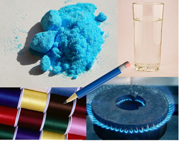 Materiais e reagentes para o experimento