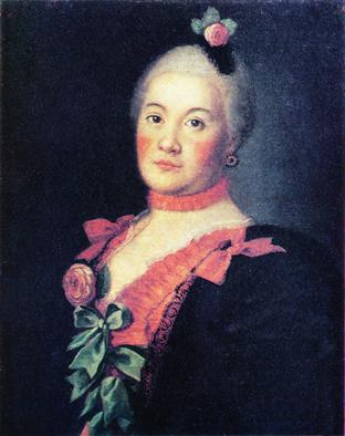 Catarina II, a Grande, foi uma déspota esclarecida influenciada pelos ideais iluministas.*