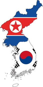 A possibilidade de uma guerra nuclear entre as Coreias é pequena¹