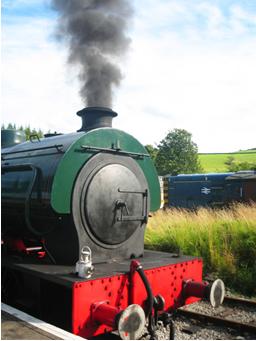 Com o advento da Revolução Industrial, o carvão mineral era usado para movimentar locomotivas, máquinas e navios