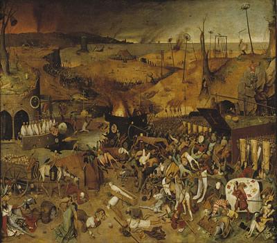 Triunfo da Morte, de Pieter Bruegel, o Velho (1526/1530-1569)