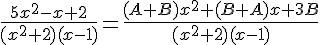 Equação - Passo 3