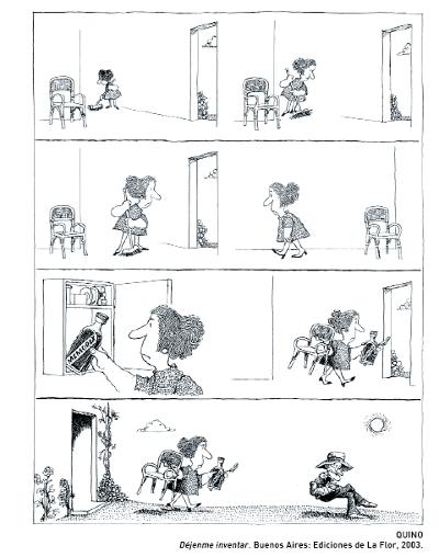 Nos quadrinhos, o uso simultâneo das linguagens verbal e não verbal contribui para a construção de sentidos do texto