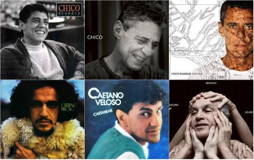 Chico Buarque e Caetano Veloso compuseram diversas canções cujo eu lírico é feminino *