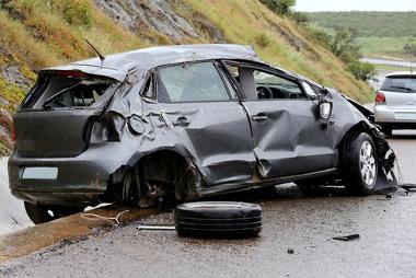 O número de acidentes de trânsito vem crescendo no Brasil