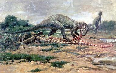 """O """"reino"""" dos dinossauros teria durado cinco dias do calendário cósmico"""