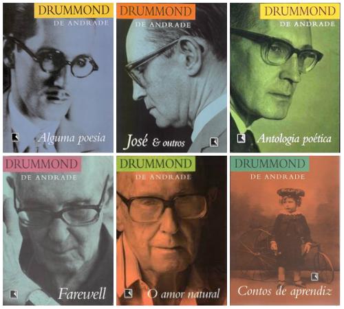 Grande prosador, exímio cronista e contista, foi na poesia que Carlos Drummond de Andrade destacou-se como um dos maiores poetas do século XX