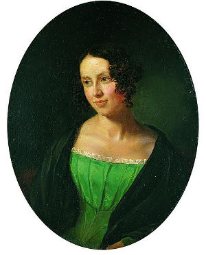 Régine Olsen foi o grande amor da vida de Kierkegaard.