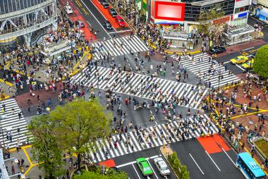 Tóquio já possui mais de 30 milhões de pessoas na atualidade