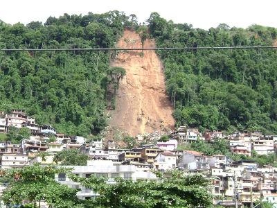 Deslizamento de Terra em Angra dos Reis, em 2010