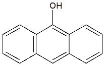 Fenol formado pelo aromático antraceno