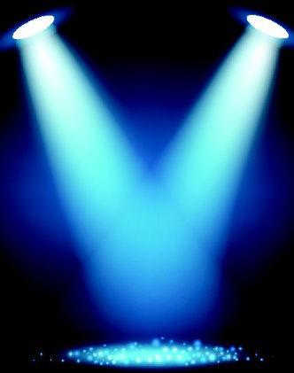 Os dois feixes de luz interceptam-se e continuam propagando-se na mesma direção