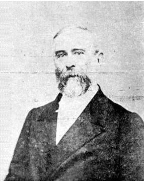 Foto de Atanasio Cruz Aguirre, presidente uruguaio à época da Guerra do Uruguai