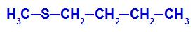 Fórmula estrutural do exemplo 1