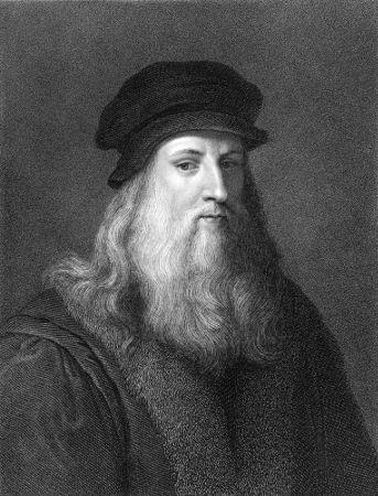 Leonardo da Vinci foi um dos maiores expoentes do Renascimento
