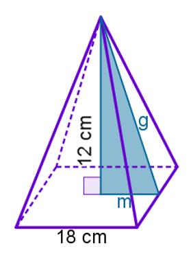 Pirâmide: exemplo 1