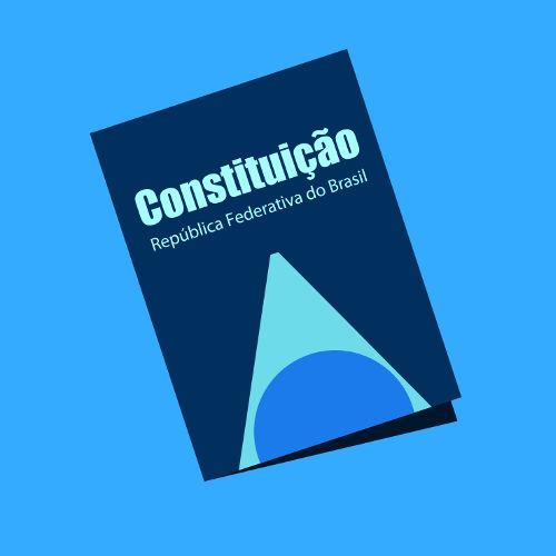 A Constituição Federal de 1988 é o grande símbolo da redemocratização do Brasil na Nova República.