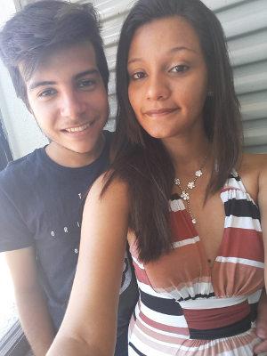 André Bandeira e Juliana Lima