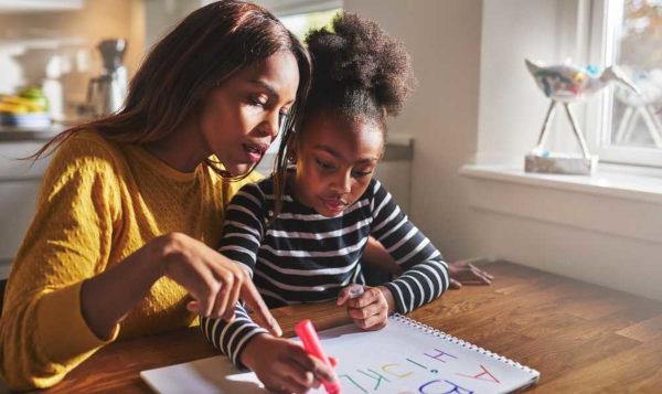 Apoio da família na educação