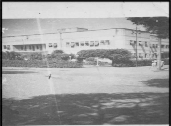 Hospital Getúlio Vargas 1940