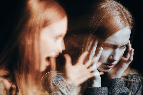 A esquizofrenia está relacionada com os níveis de dopamina no cérebro.