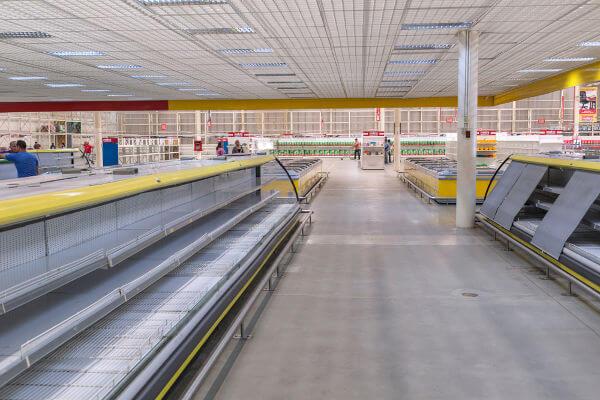Mercado venezuelano