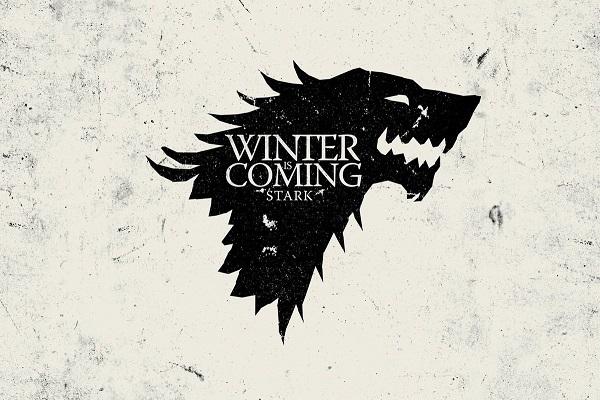 O apavorante temor dos Starks pelo inverno rigoroso do norte de Westeros pode ter relação com crenças da mitologia nórdica. (Crédito: Reprodução HBO)