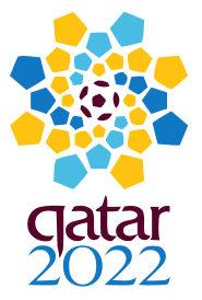 Logotipo da Copa do Catar 2022 (Crédito: Divulgação/Fifa)