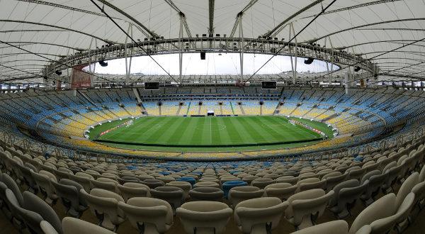 Estádio Jornalista Mário Filho - Maracanã [4]