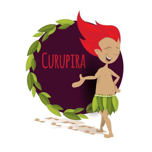 A primeira menção que temos à lenda do curupira foi realizada por José de Anchieta, em 1560.