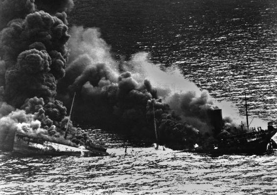 A máquina desenvolvida por Turing foi crucial para a Batalha do Atlântico, travada entre britânicos e alemães nos anos de 1940 e 1941.
