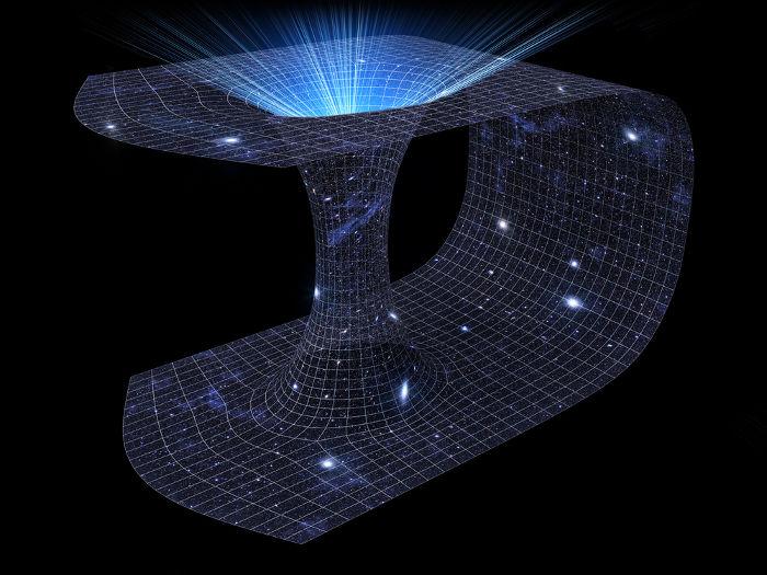 Apesar de serem consistentes com a teoria da relatividade geral, não há indícios que reforcem a existência dos buracos de minhoca.