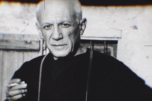 Pablo Picasso foi um dos fundadores do cubismo. [1]