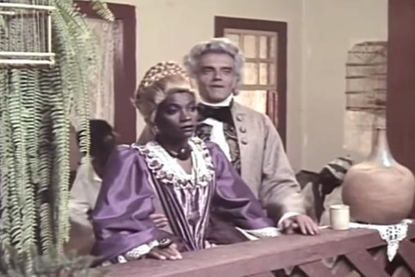"""Chica da Silva foi retratada em um filme de grande sucesso de 1976 que se chamava """"Xica da Silva"""".[1]"""