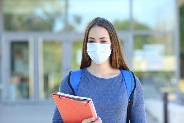 Dúvidas sobre o coronavírus para estudantes em intercâmbio