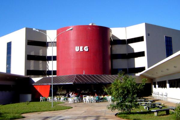 Universidade Estadual de Goiás (UEG), em Anápolis