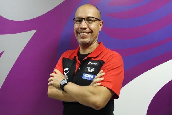 Alfredo Neto é orientador educacional do Curso Pré-Vestibular Oficina do Estudante