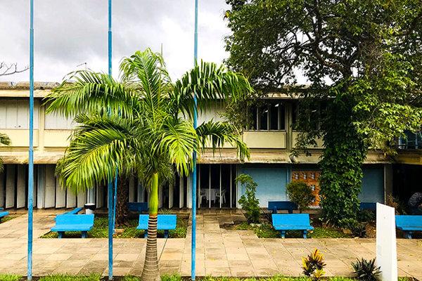 Campus Laranjeiras, em Goiânia / Crédito: divulgação UEG