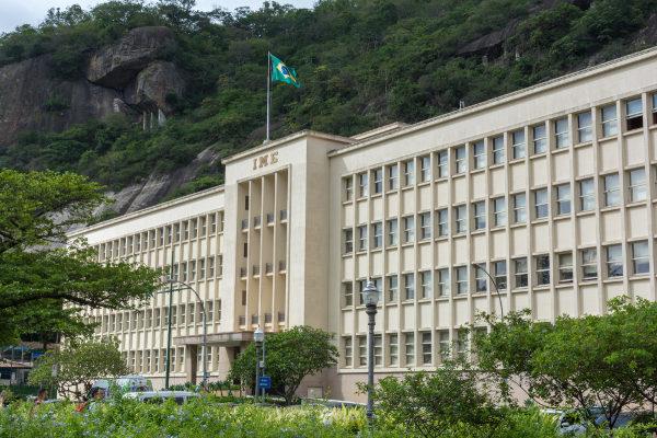 Instituto Militar de Engenharia, no Rio de Janeiro