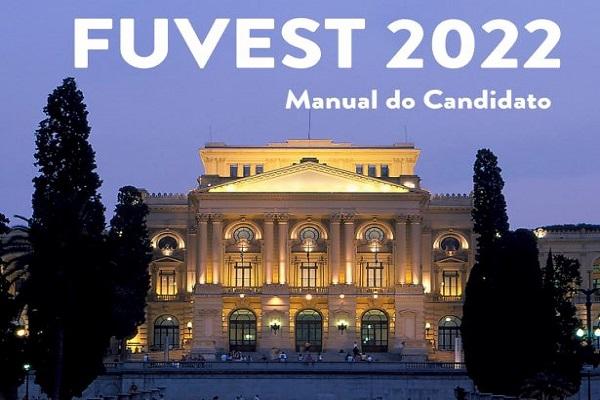 Museu Paulista foi escolhido para ilustrar o Manual do Candidato do Vestibular 2022