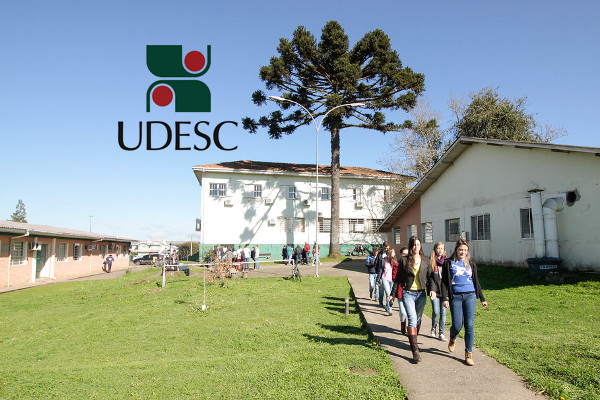 Campus da Udesc